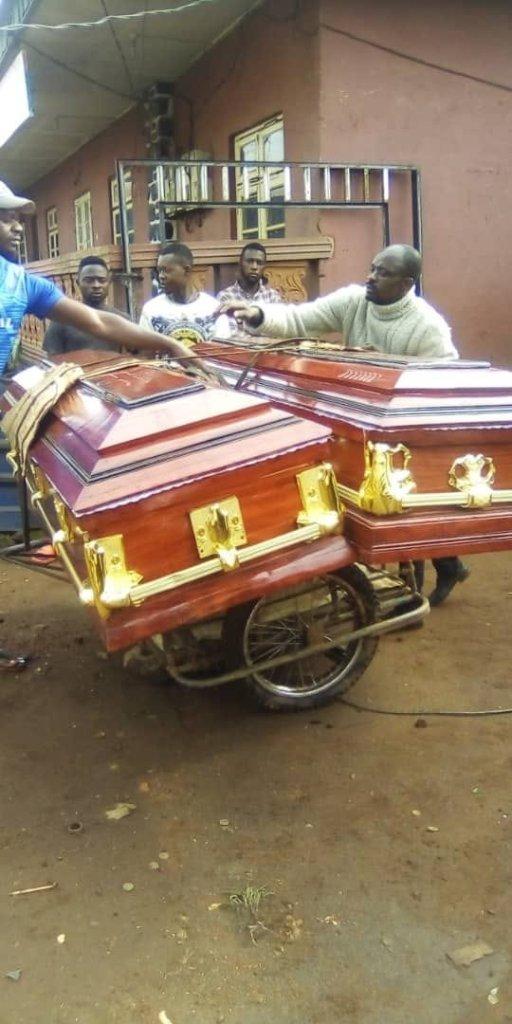 Chi Kelvin killed-15 Sept, 2020 at Ngomgham-alongside his brother  Kum