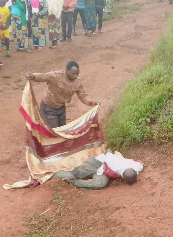 Innocent man: Hands tied, shot and dumped Bui County 28 Sept, 2020