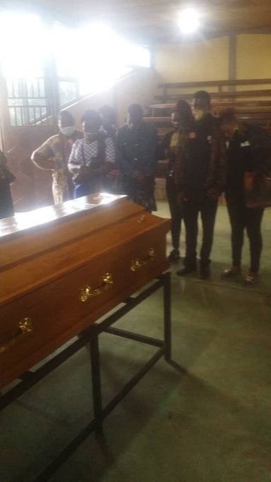 Remains of Young Nshom Macubel: Carpenter-killed-in-bamenda-2 Sept, 2020shom-